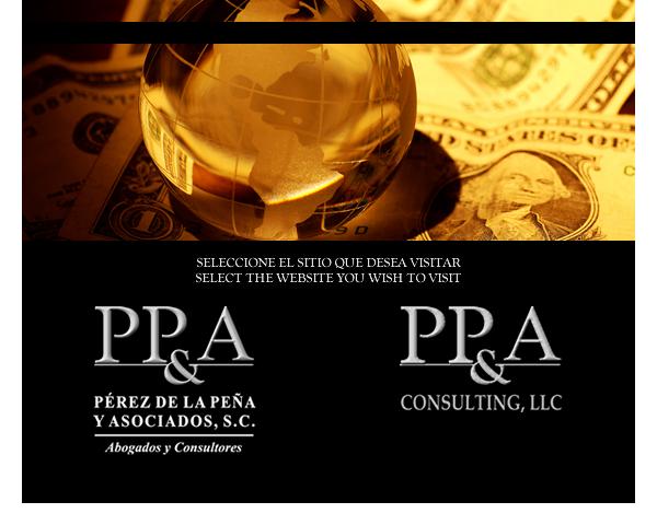 PPA Consulting LLC. - Seleccione el sitio Web que desea visitar